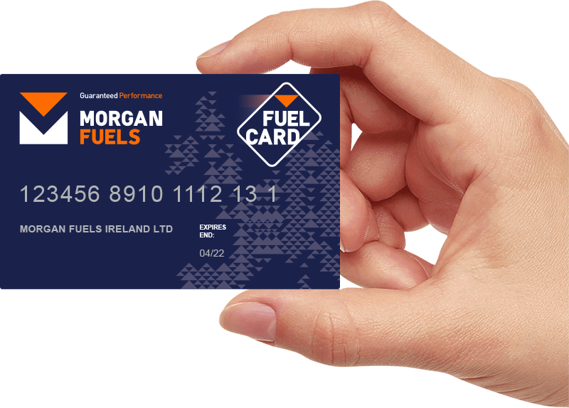 Morgan Fuel Card