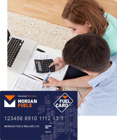 About Morgan Fuel Card