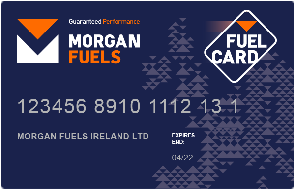 Morgan Fuel Card