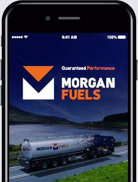 Morgan Fuel Card App